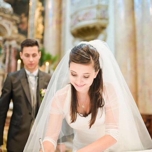 Hochzeitsfoto Südtirol