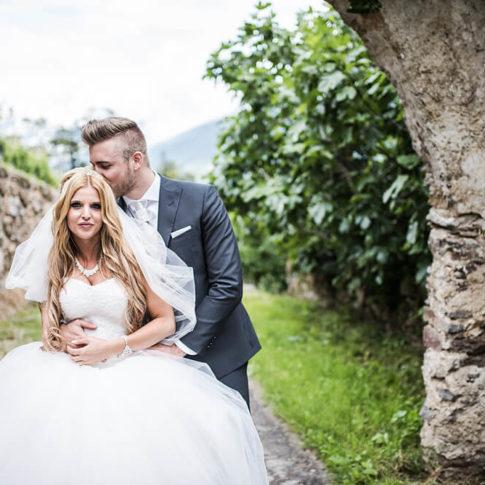 Hochzeitenfoto Südtirol
