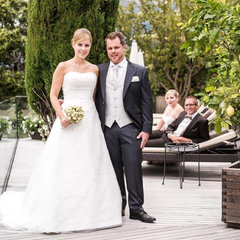 Fotografie Hochzeit Südtirol
