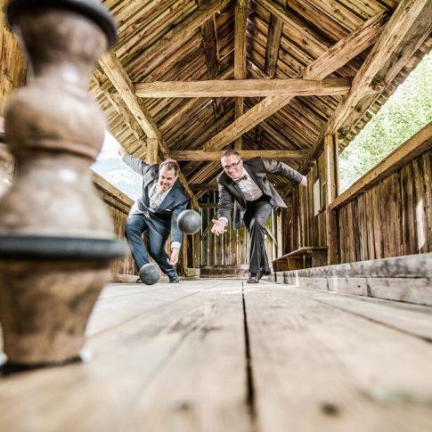 Hochzeitsfotografie Tirol