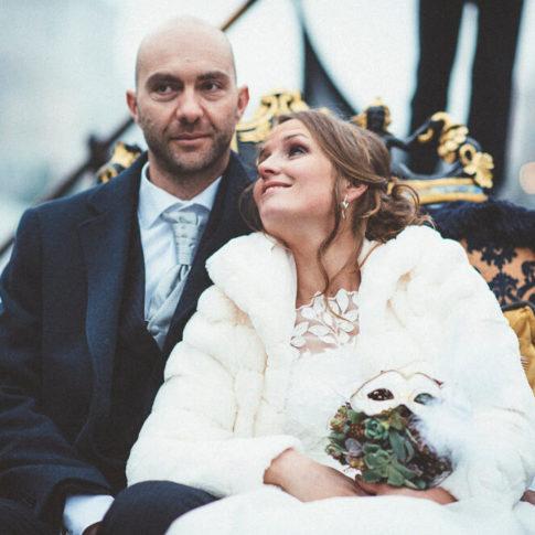 Hochzeit Venedig